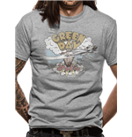 T-Shirt Green Day 282041