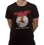T-Shirt Black star riders 282045