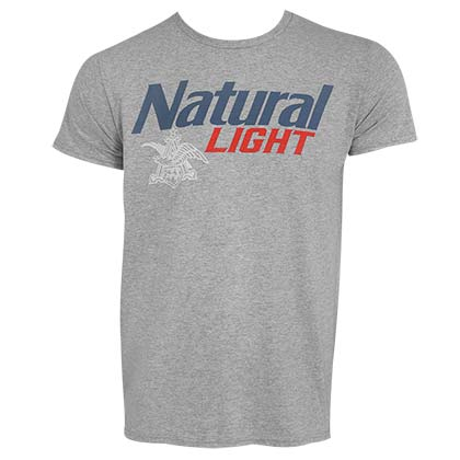 T-Shirt Natural Light 282240
