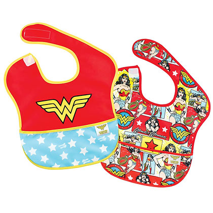Lätzchen Wonder Woman