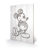 Kunstdruck Mickey Mouse 282540