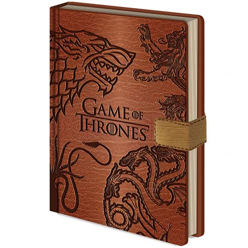 Notizbuch Game of Thrones  282804
