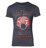 T-Shirt Jack Daniel's - JD Old Advertisement