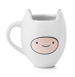 Adventure Time 3D Tasse Finn