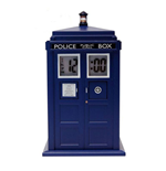Doctor Who Projektionswecker Tardis