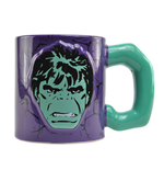 Marvel Comics Embossed Tasse Hulk