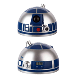 Star Wars Episode VIII Projektionswecker R2-D2