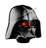 Star Wars Wanduhr mit Sound Darth Vader