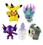 Pokemon Halloween Plüschfiguren 20 cm Sortiment (6)