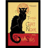 Kunstdruck Chat Noir 283455