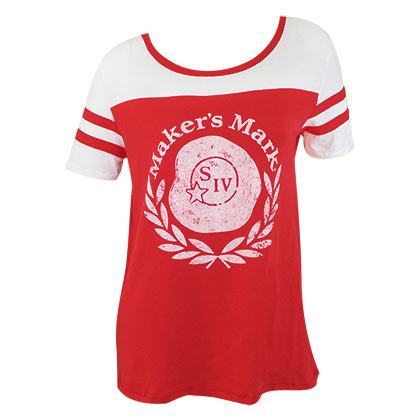T shirt maker 39 s mark vintage logo f r frauen f r nur 34 for Logo t shirt maker