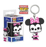 Disney Pocket POP! Vinyl Schlüsselanhänger Minnie Mouse 4 cm