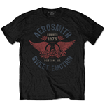 Aerosmith T-Shirt für Männer - Design: Sweet Emotion