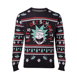 Pullover Rick and Morty - Let's Get Schwifty Christmas Pullover