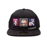 Pokemon Snap Back Hip Hop Cap Team Rocket