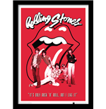 Kunstdruck The Rolling Stones 284601