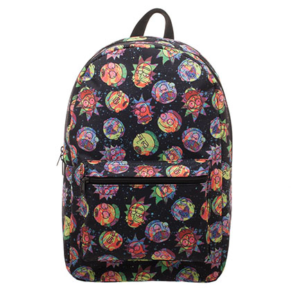Rucksack Rick and Morty Cosmic