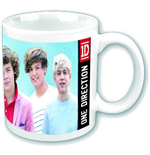 Tasse One Direction - Group Shot