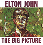 Vinyl Elton John - The Big Picture (2 Lp)