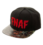Five Nights at Freddy's Hip Hop Cap FNAF Vinyl Bill