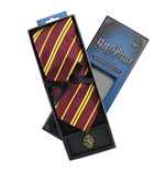 Harry Potter Krawatte & Ansteck-Pin Deluxe Box Gryffindor