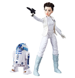 Star Wars Forces of Destiny Actionpuppen Doppelpack 2017 Princess Leia Organa & R2-D2 28 cm