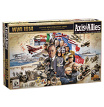 Avalon Hill Brettspiel Axis & Allies WWI 1914 englisch