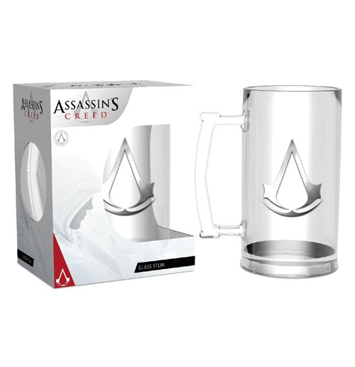 Assassin's Creed Bierkrug Logo