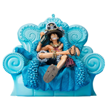 One Piece FiguartsZERO PVC Statue Monkey D. Ruffy 20th Anniversary Ver. 15 cm