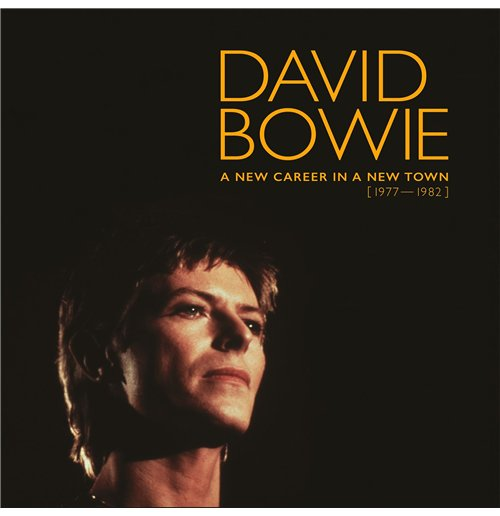 Vinyl David Bowie - A New Career In A New Town (13 Lp)