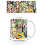 Tasse Rick and Morty 285536