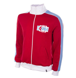 Trainingsjacke Vintage Kuba Fussball