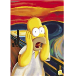 Poster Die Simpsons  286407