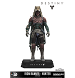 Destiny Color Tops Actionfigur Iron Banner Hunter 18 cm