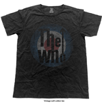 The Who  T-Shirt für Männer - Design: Target Vintage