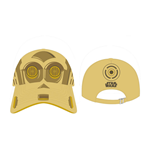Star Wars Episode VIII Baseball Cap C-3PO