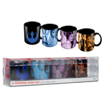 Star Wars Episode VIII Espresso-Tassen Set Rebels
