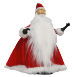 Nightmare before Christmas Puppe Santa Claus 25 cm