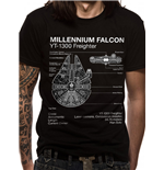 T-Shirt Star Wars 287548