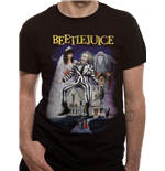 Beetlejuice T-Shirt - Design: Poster