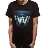 T-Shirt Westworld  - Vetruian Woman