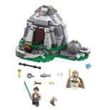 LEGO® Star Wars™ Episode VIII: Ahch-To Island™ Training
