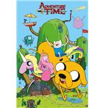 Poster Adventure Time 288106