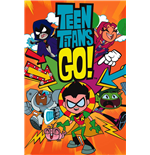 Poster Teen Titans 288158