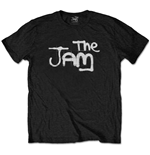 The Jam  T-Shirt für Männer - Design: Spray Logo