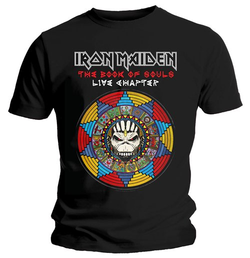 T-Shirt Iron Maiden 288233