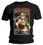 Five Finger Death Punch  T-Shirt für Männer - Design: Assassin