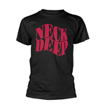 Neck Deep T-Shirt SIMPLE WARP