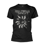 T-Shirt Hollywood Undead Dove Grenade Spiral
