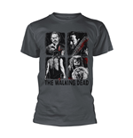 The Walking Dead T-Shirt 4 CHARACTERS